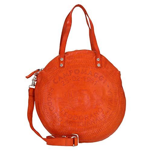 Campomaggi Shopping Bag Rund 41 cm Baked