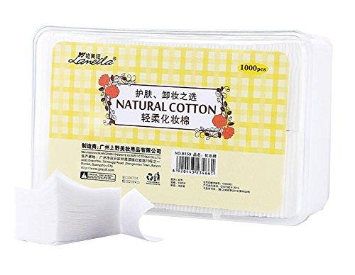 Coton Coton 1000pcs Maquillage Coton Pour Démaquillant