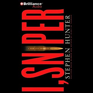 I, Sniper audiobook cover art