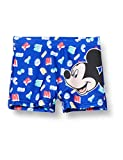 CERDÁ LIFE'S LITTLE MOMENTS Boxers Bañador Bebe Niño de Mickey Mouse-Licencia Oficial Disney, Azul, 2 Años para Bebés