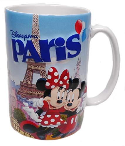 Disney Tasse kaffeetasse Mug Disneyland Mickey Minnie Goofy