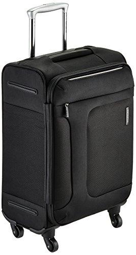 [サムソナイト] スーツケース キャリーケース アスフィア スピナー55 機内持込可 保証付 39L 55 cm 2.4 kg 56403 ブラック