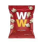 WW White Cheddar Popcorn - Gluten-free, 2 SmartPoints - 12 Bags Total - Weight Watchers Reimagined