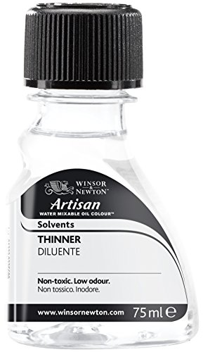 Winsor and Newton Artisan Water Mixable Oil Thinner - 75ml