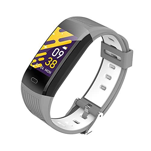 fdsad Pulsera Inteligente Rastreador De Ejercicios Contador De Pasos del Rastreador De Actividad Impermeable Batería Larga Duración Monitor Sueño del Contador De Calorías del Podómetro De GPS