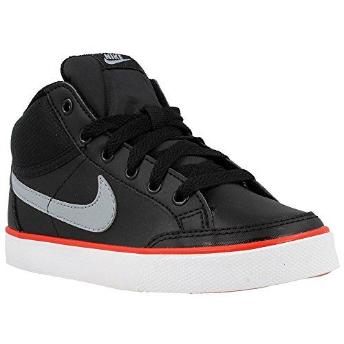 Nike - Capri 3 Mid Ltr PS - 599495017 - Farbe: Schwarz-Grau - Größe: 31 EU
