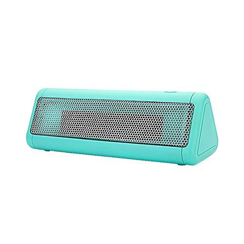 Tbaobei-Baby Ventilador de Mesa Mini portátil de Escritorio de cerámica Ventilador del Calentador del Calentador de protección contra sobrecalentamiento de Ministerio del Interior