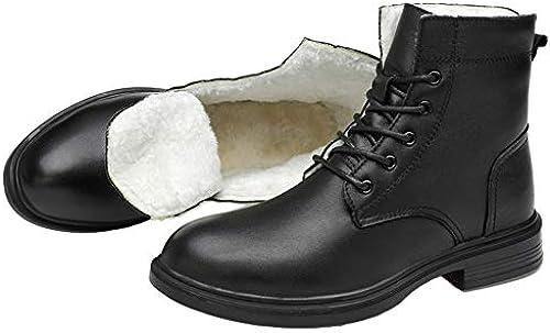 cy Echtes Echtes Echtes Leder-Männer High Top Martin Stiefel Outdoor-Tooling Herrenschuhe Schnürschuhe Armee Stiefel Wandern Treking Ankle Stiefel Desert Stiefel  bestes Angebot