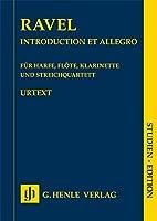 Ravel, M: Introduction et Allegro fuer Harfe, Floete, Klarinet