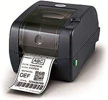 TSC TTP 345 Thermal Transfer Desktop Barcode Printer, 300 DPI