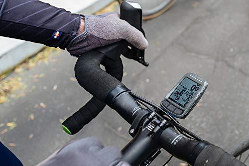 wahoo ELEMNT Bolt GPS Bike Computer Aerodynamic Design