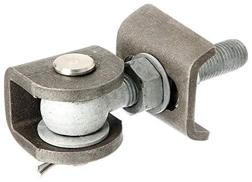 GAH-Alberts 412197 Torband | für 180° Öffnung | feuerverzinkte Schrauben und Muttern, Bolzen und Splint aus Edelstahl | Gewinde M24