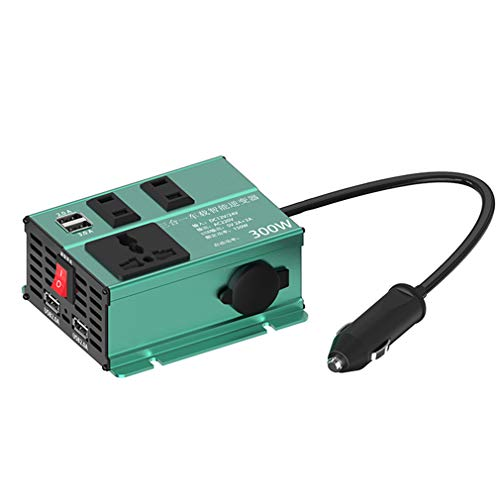 ZXF- 400W Pure Sine Wave Power Inverter DC 12V To AC 220V With 4.2A Dual...