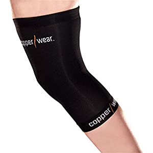 Copper Wear Compression Knee Sleeve ...