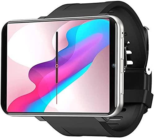 4G Smart Watch 2.8 pulgadas pantalla grande 3G RAM 32G ROM 5 millones de píxeles GPS reloj de llamada incorporado múltiples modos deportivos GPS WIFI ritmo cardíaco-B