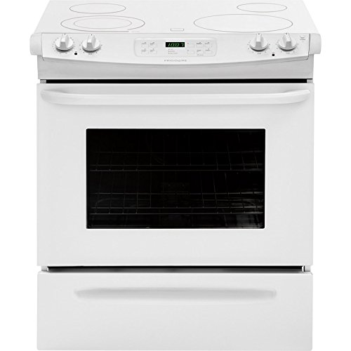 DMAFRIGFFES3025PW - Frigidaire 30 Slide-In Electric Range