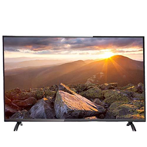 Televisores Smart TV 4K Ultra HD de 49 Pulgadas, televisor de resolución 1920 * 1200 con Reproductor Multimedia USB HDMI y Wi-Fi Integrado [Clase energética A]