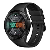 HUAWEI WATCH GT 2e Smartwatch, 1.39 Inch AMOLED HD Touchscreen, 2-Week Battery Life, GPS and GLONASS,Auto-detects 6 Sport Modes,15 Sport Activities Tracking, SpO2, Heartrate Monitoring, Graphite Black