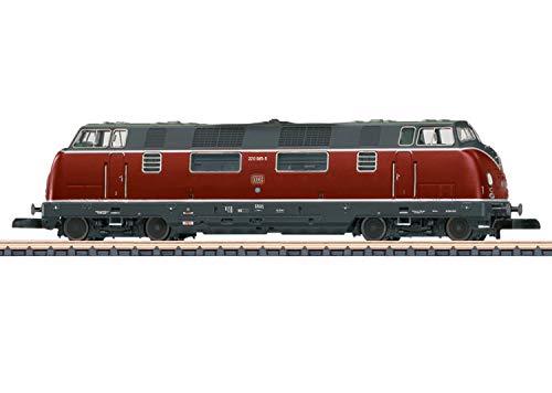 Märklin 88206 Diesellokomotive Baureihe 220, bunt