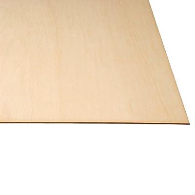 LASERWOOD Baltic Birch Plywood 1/8 x 18 x 24 by Woodnshop