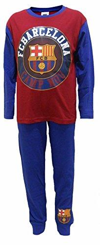FC Barcelona Football Club Crest Niños Pijamas 4-5 años (110 cm)