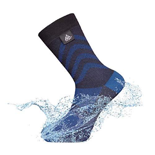 Verjari Verjari Classics V2 - Calcetín impermeable y ecológico, color azul