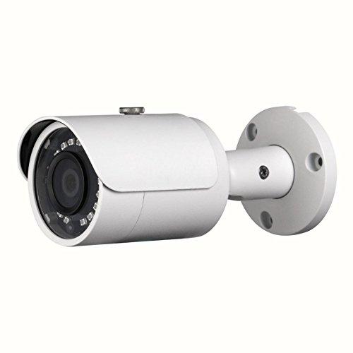Dahua HFW1320S - Cámara Bullet IP con iluminación IR para Exterior