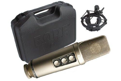 RØDE Nt2000 - Micrófono condensador de estudio