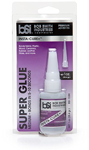Bob Smith Industries BSI-133H Insta-Cure+ Gap Filling Super Glue, Clear,1 oz.