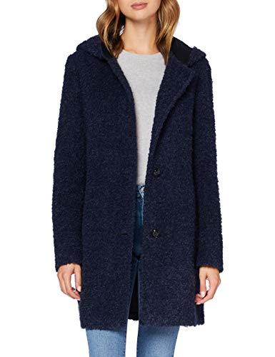 Preisvergleich Produktbild Gil Bret Damen Monaco Wollmantel,  Middle Blue Melange