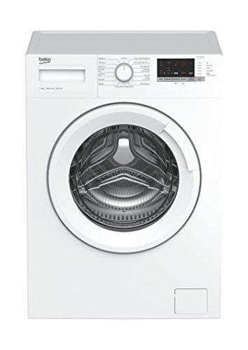 Beko WML 61433 NP Waschmaschine Frontlader/6kg/A+++/1400 UpM/Mengenautomatik/Startzeitvorwahl/15 Programme/Pet Hair Removal/Schnell+ Funktion/Watersafe