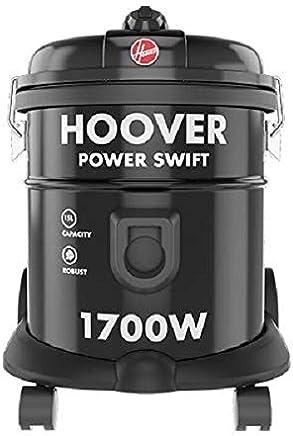 Hoover HT85 T0 ME Power Swift Tank Black Vacuum Cleaner