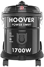 Hoover Power Swift Tank Black Vacuum Cleaner HT85 T0 ME