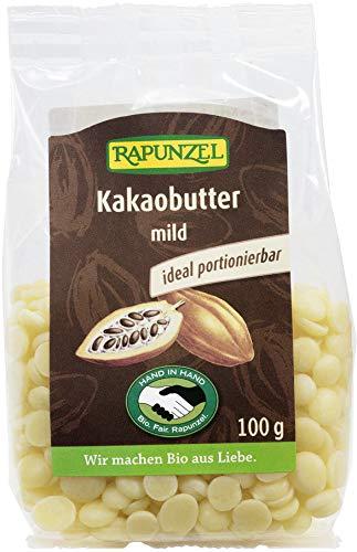 Rapunzel Bio Kakaobutter mild HIH (6 x 100 gr)
