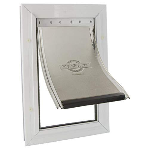 PetSafe, Staywell, Aluminium Pet Door, Medium, Solid Design, Easy Install
