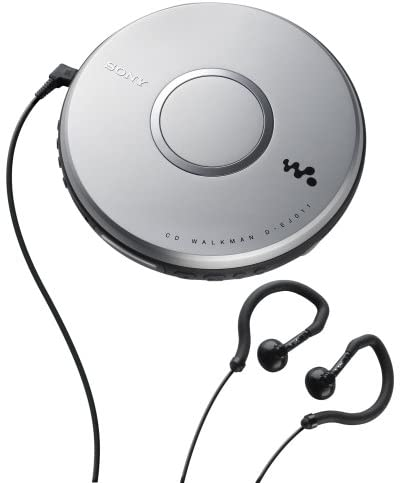 Sony DEJ011 Portable Very popular Walkman CD Player Store by Discontinued Manufact