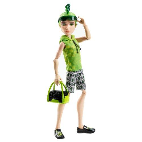 Mattel Monster High Y0395 - Scaris Deuce, Puppe