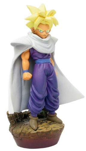 Dragon ball Z Figurine Gashapon Capsule Neo Legend of Super Warriors : Son Gohan Super Saiyan