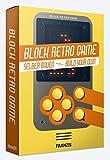 FRANZIS Block Retro Game | Der Computerspiel-Klassiker als Bausatz | ab 14 Jahren