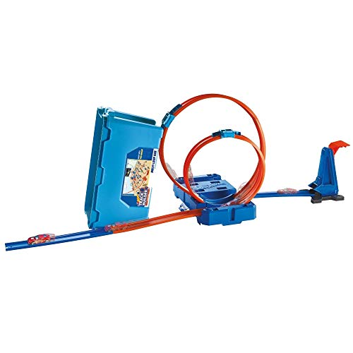 Hot Wheels Track Builder Multi-Loop Box