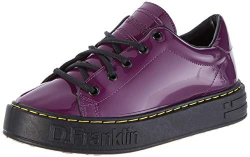 D. Franklin Gumme Patent Purple, Mujer, Morado (Violet 0229), 37 EU
