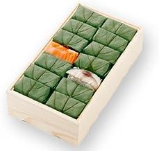 [ 高野街道名産 柿の葉寿司 ] 柿の葉すし(鯖・鮭)28個入