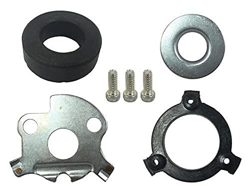 MACs Auto Parts 44-38102 - Mustang Standard 2-Spoke Steering Wheel Horn Ring Contact Kit