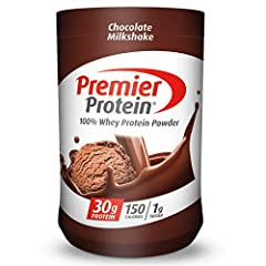 Each serving contains 30g Protein* with all the essential amino acids, 150 calories, and 1g Sugar, *100% of protein from Whey Available in two delicious flavors: Chocolate milkshake, vanilla milkshake, try it mixed with water or milk, blended into yo...