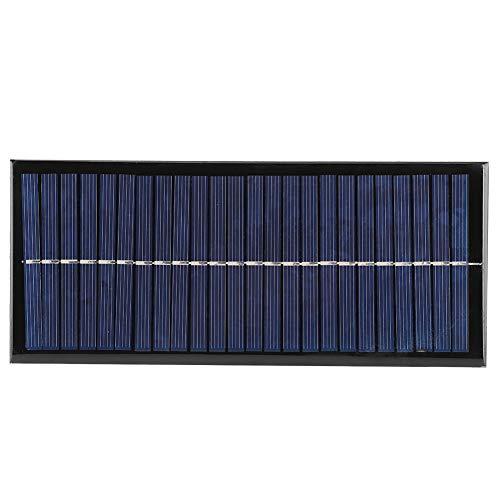 OhhGo 2.5W 12V DIY policristalino silicio panel solar cargador módulo para la carga del teléfono