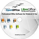 Apache Open Office & Libre Office 2019 pour Microsoft Windows et Mac OS X