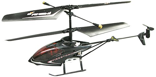 Amewi Firestorm, hélicoptère d'intérieur (GYRO, câble de Charge USB)