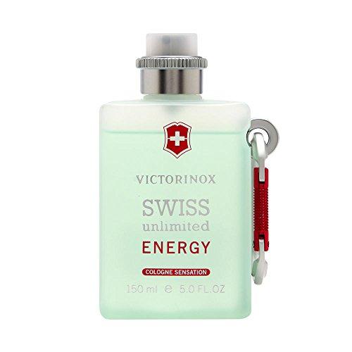 Victorinox VSU ENERGY EdC 5.07 oz Spray, 150 ml