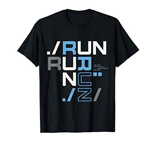 I Love Running, Run Tee shirts, Run Short Sleeve Graphic Camiseta