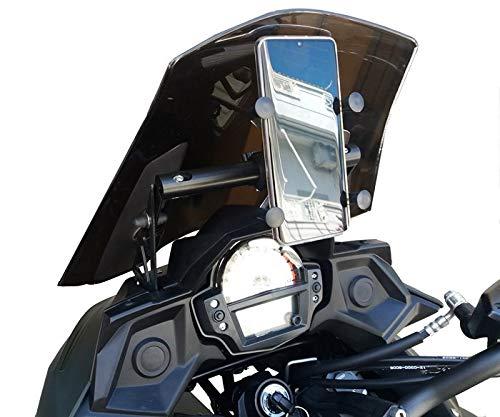 Cockpitstrebe GPS Halterung Versys 650/1000 '15-'20